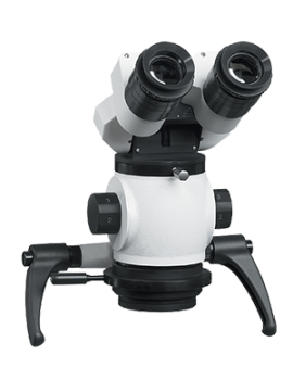 Global mikroskopas didina 24 kartus